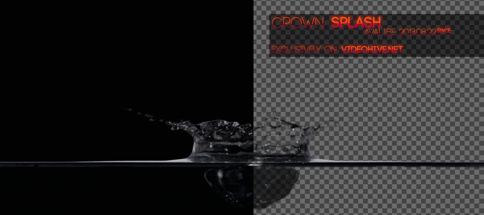 Classic Crown Splash