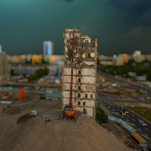TransZiem – IPN Demolition